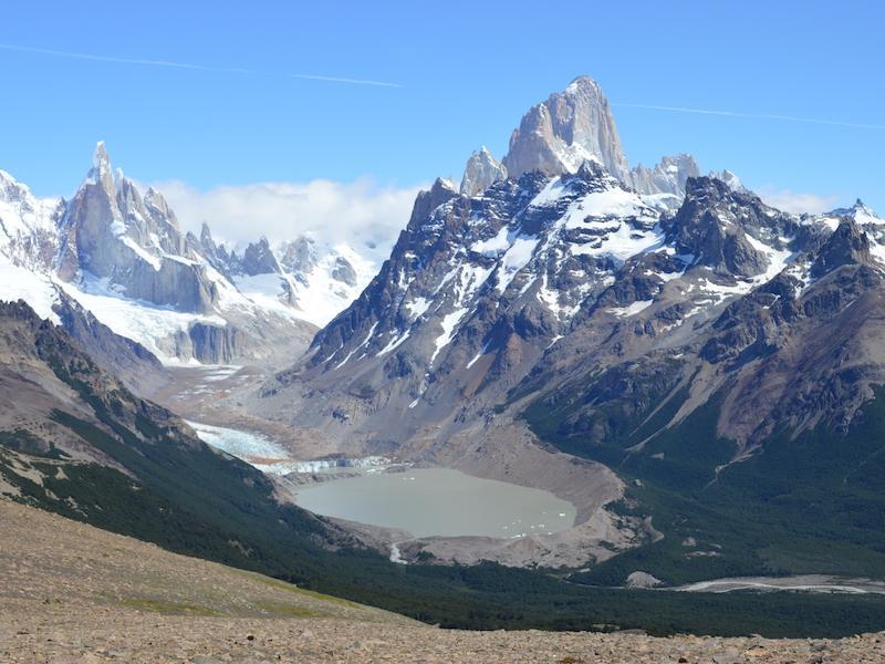 Pliegue Tumbado in Argentinien