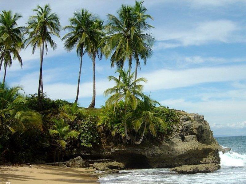 Karibikstrand Gandoca Manzanillo, Costa Rica